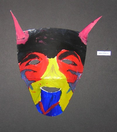 student mask